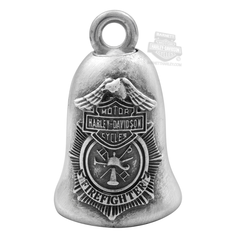 Harley-Davidson® Mens Firefighter Ride Bell