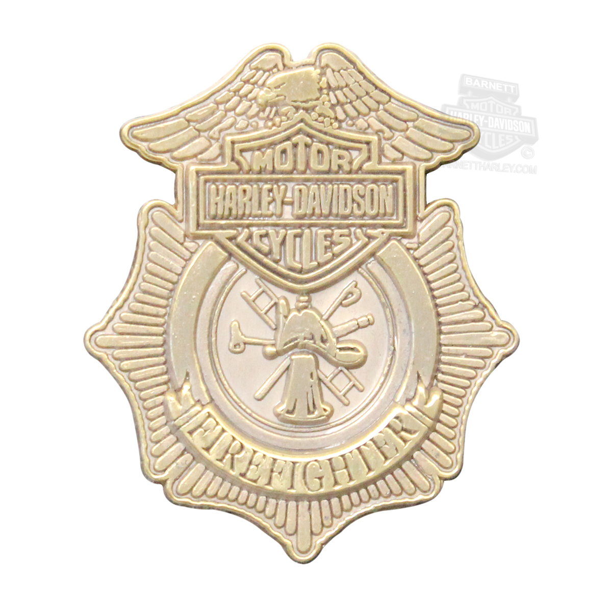 Harley-Davidson® Firefighter Original 3D Pin