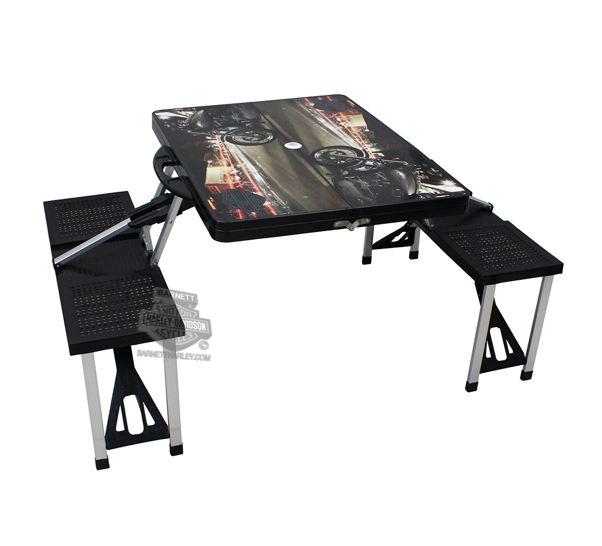Harley Davidson Picnic Table Modern Coffee Tables And Accent