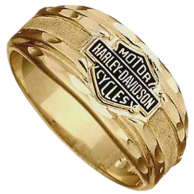 awesome black hills gold harley davidson ring matvuk - Harley Wedding Rings