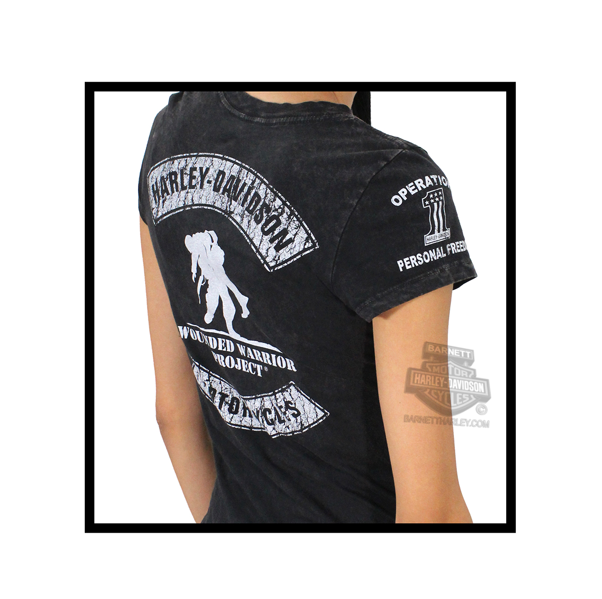 wounded warrior project t shirt William chick, who was fired from the wounded warrior project in  about 40  percent of the organization's donations in 2014 were spent on its.