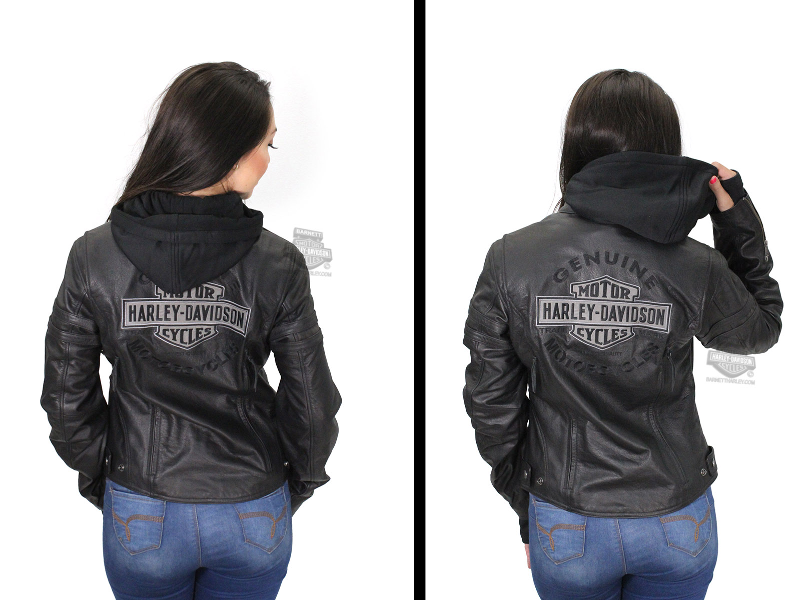 98030 12vw Harley Davidson 174 Womens Miss Enthusiast 3 In