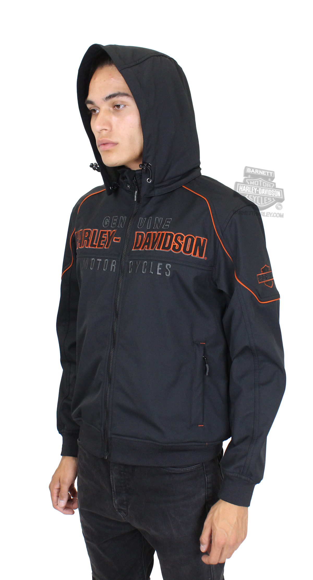 Harley Davidson 174 Mens Idyll Performance Soft Shell