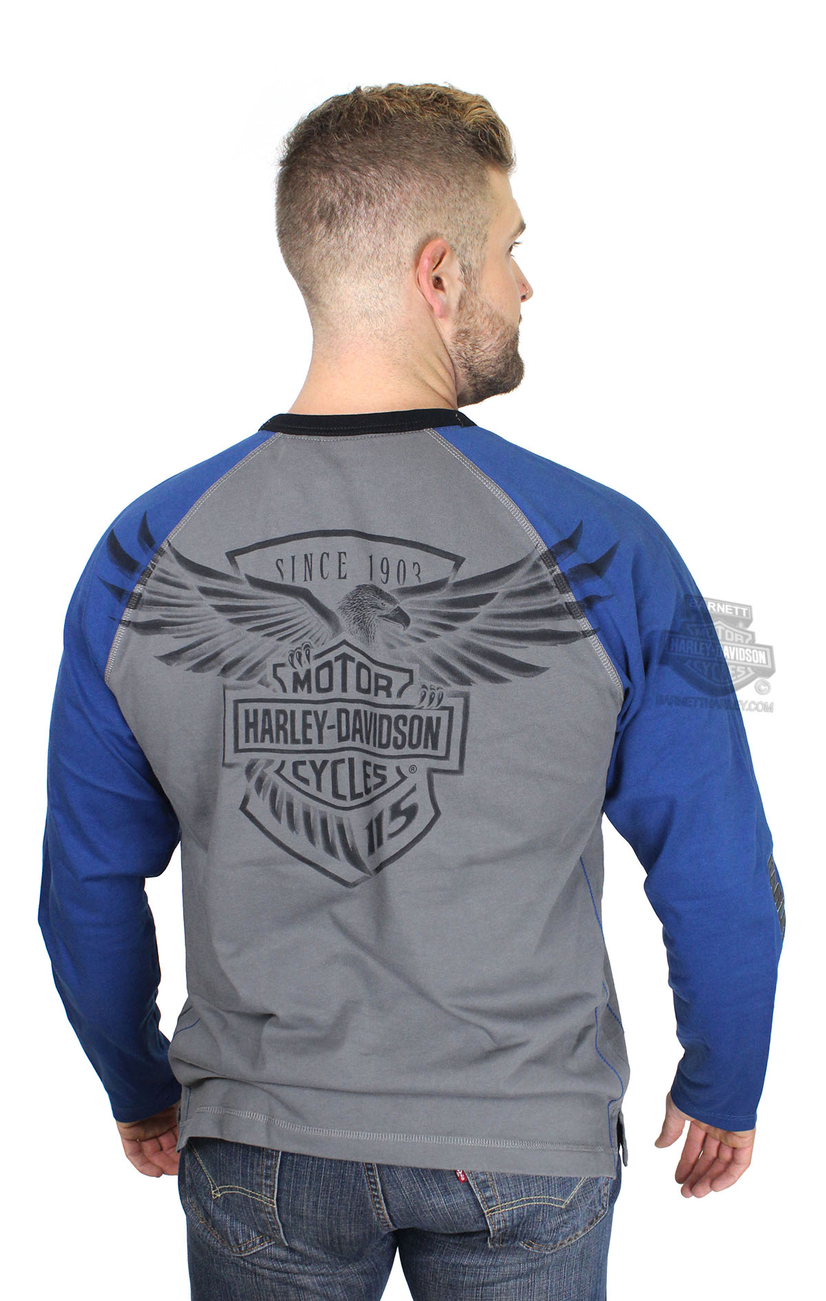 Harley Davidson Long Sleeve Shirts For Sale