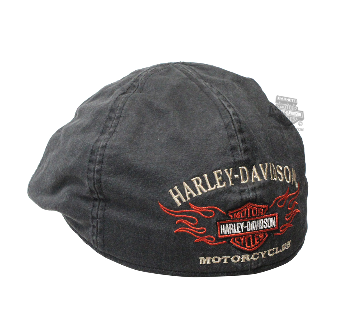 99537 11vm Harley Davidson 174 Mens Flame Graphic Grey Ivy