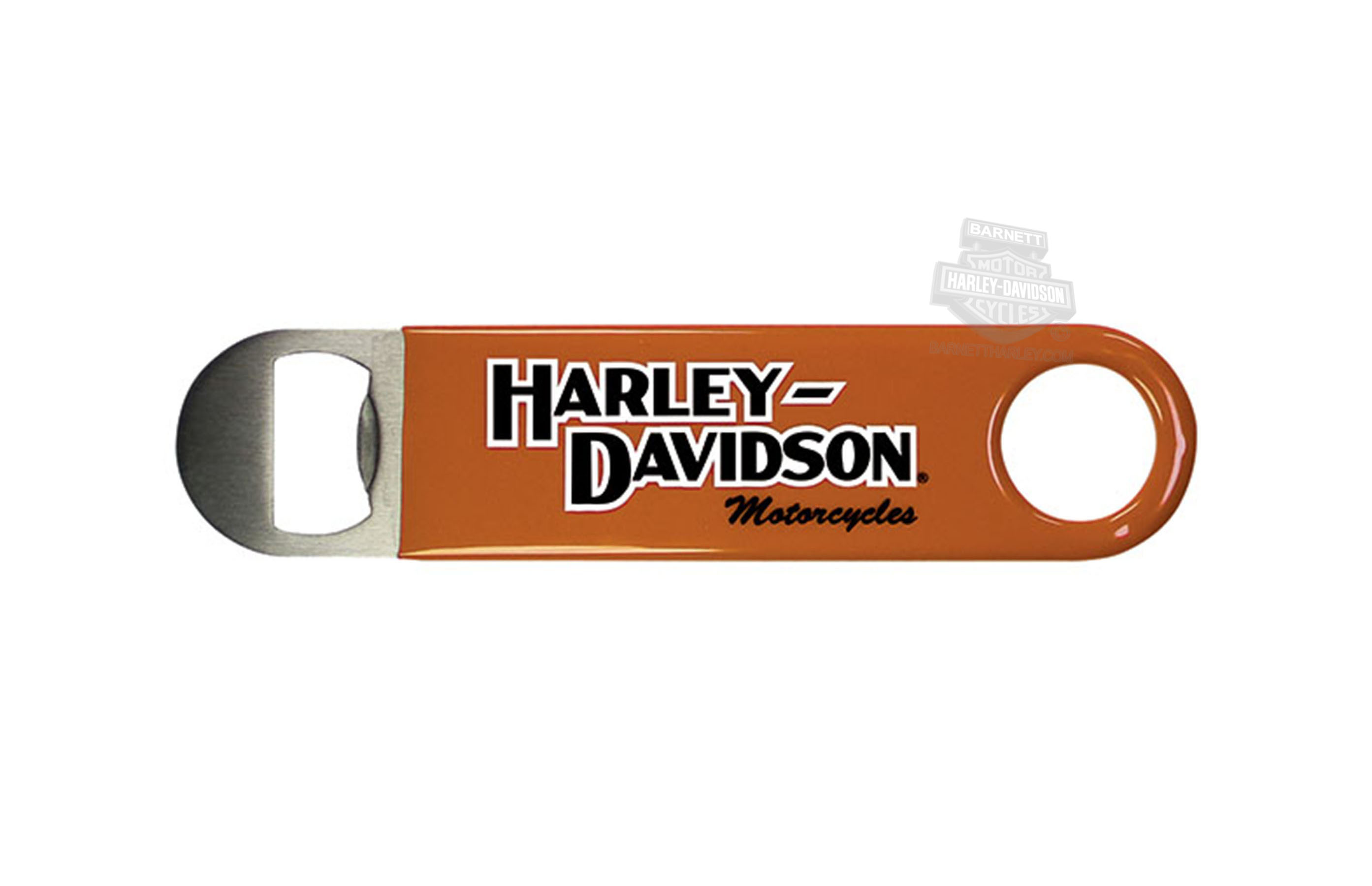 bo10338 - harley-davidson® block h-d name stainless steel with