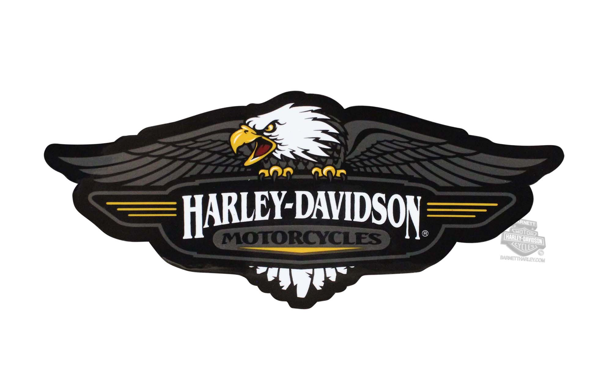 Dc289883 Harley Davidson 174 Mens Vintage Logo Eagle Medium