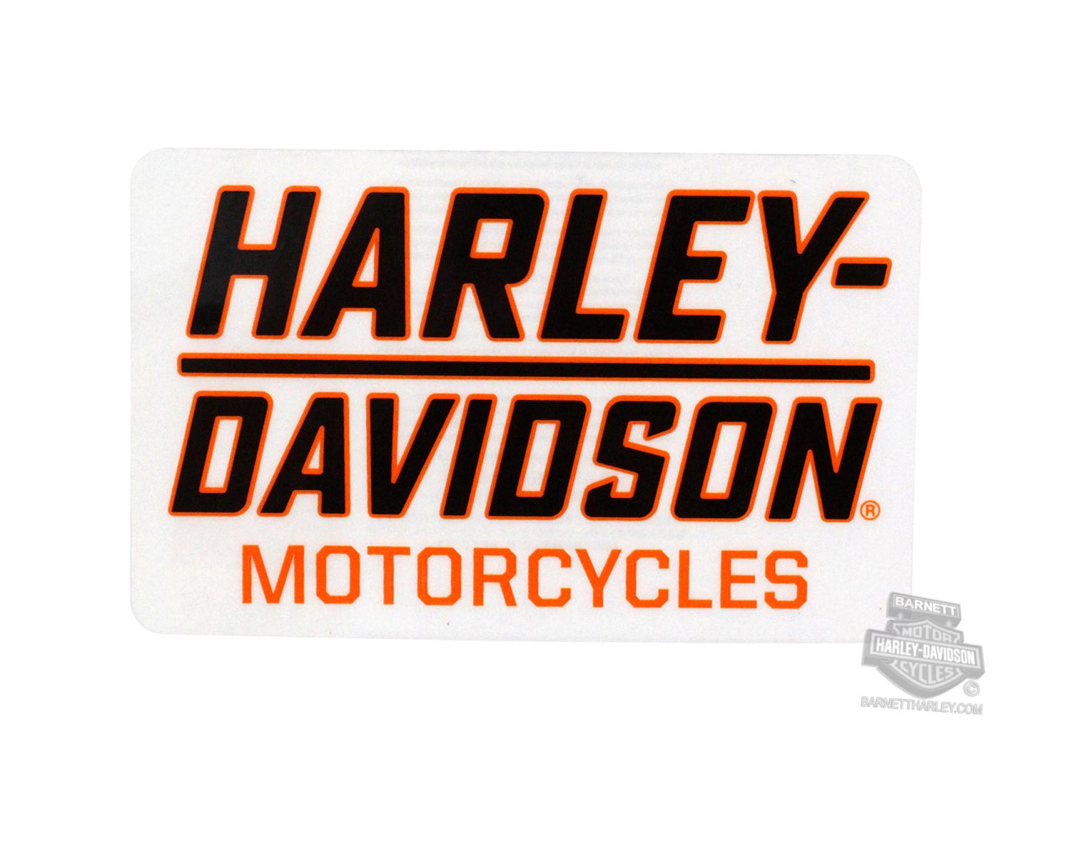 Harley-Davidson® Traction H-D Small Decal