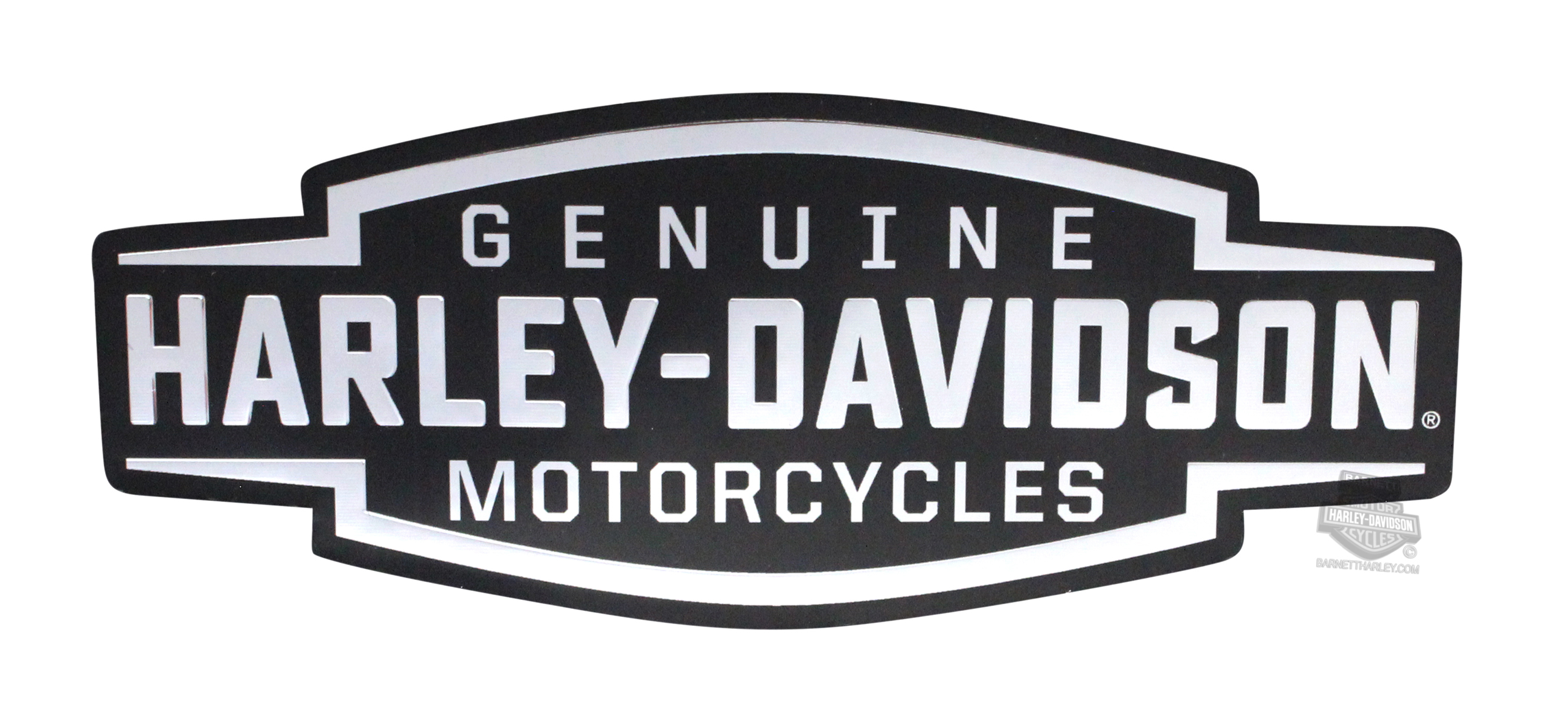 Harley-Davidson® Velocity Text Small Decal