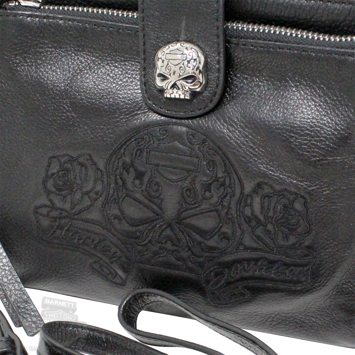 hdwba10609 - harley-davidson® womens sugar skull willie g double
