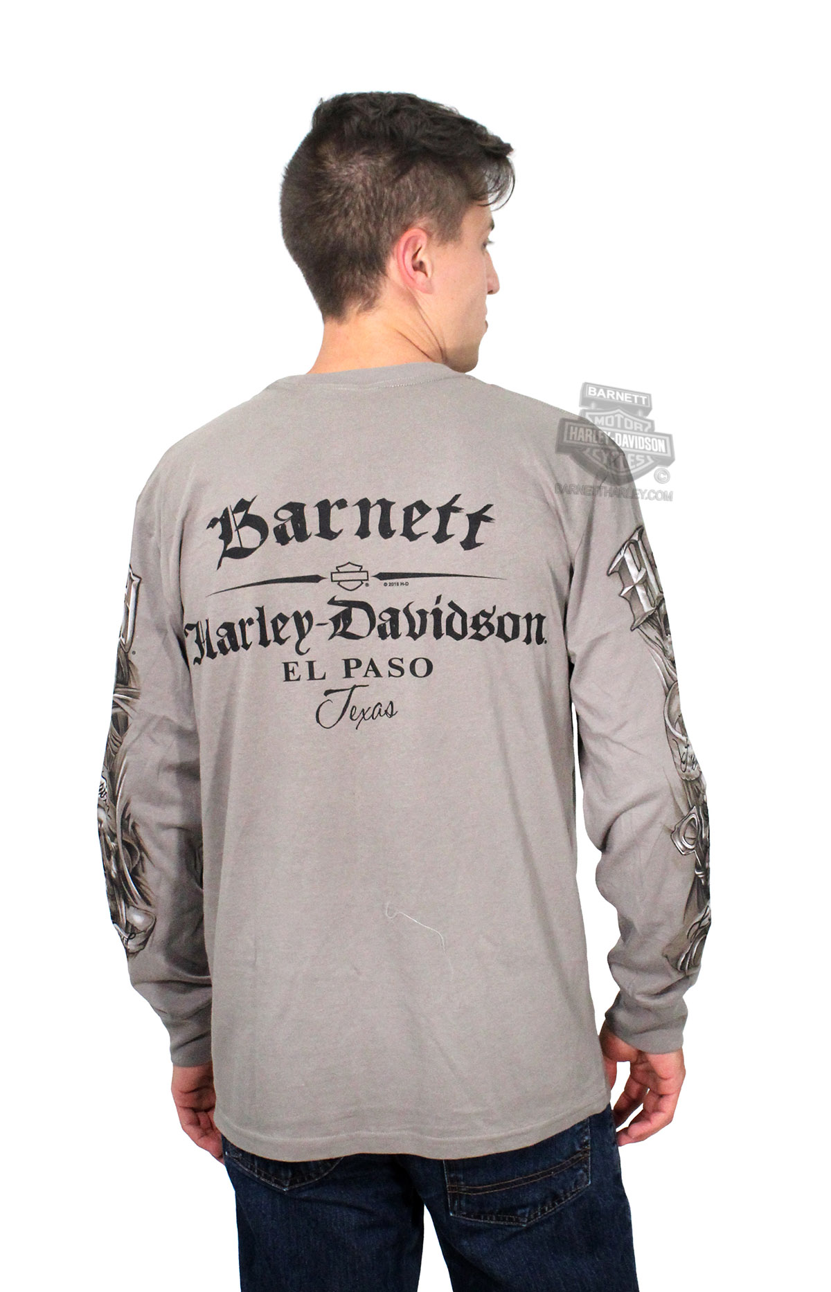 SIZE 4X ONLY Harley DavidsonR Mens Inked Up