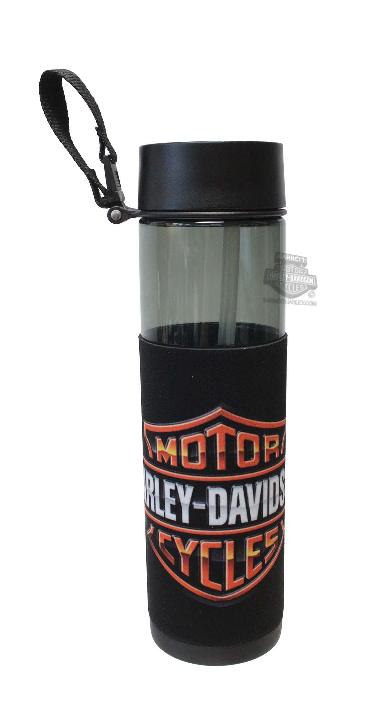 Harley-Davidson® Mens B&S Logo Slim 24 oz. Sports Bottle