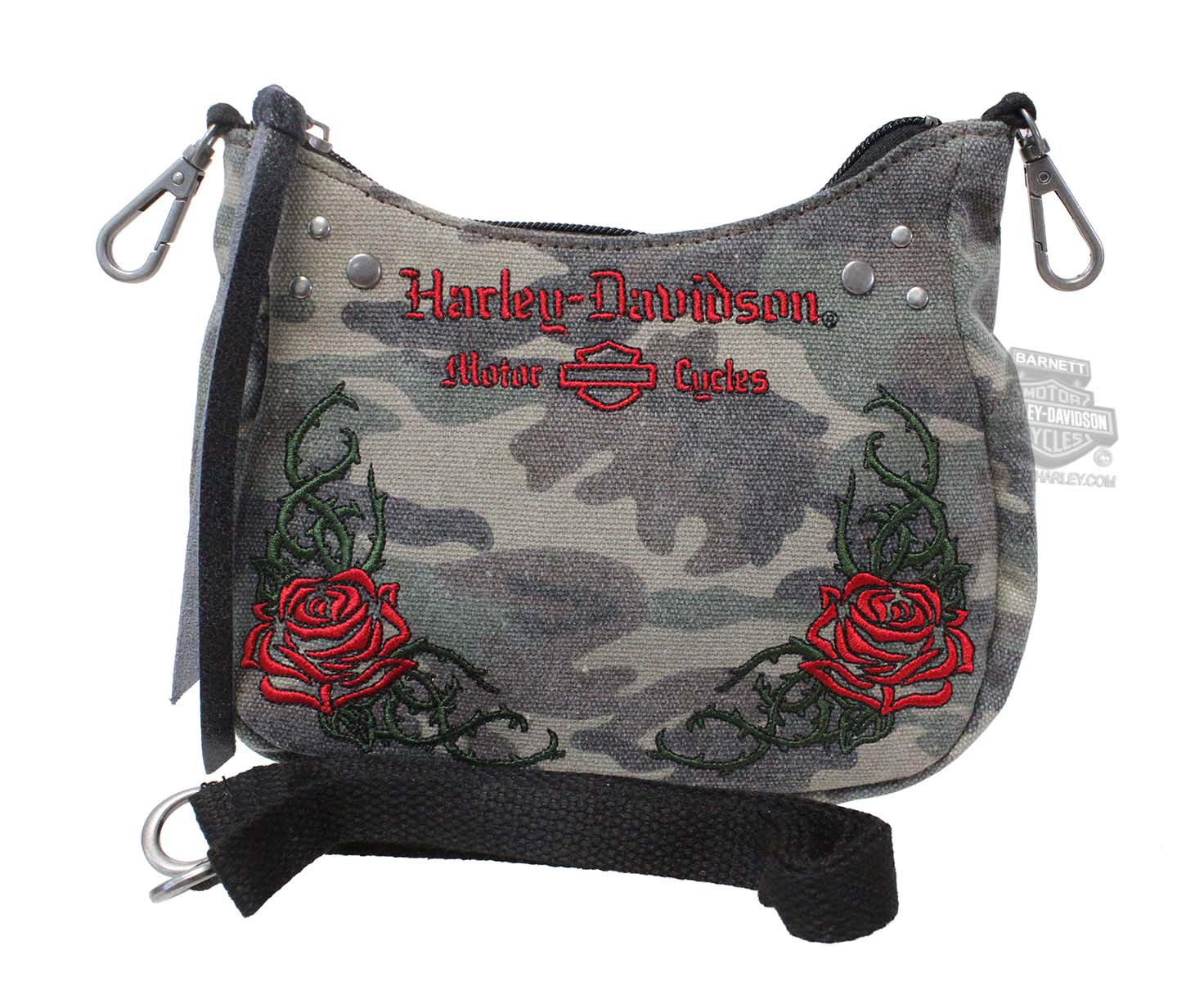 ... Womens Canvas Rose Embroidery Saddle Camo Cotton Hip Bag. Tap to expand 928b3ebfb