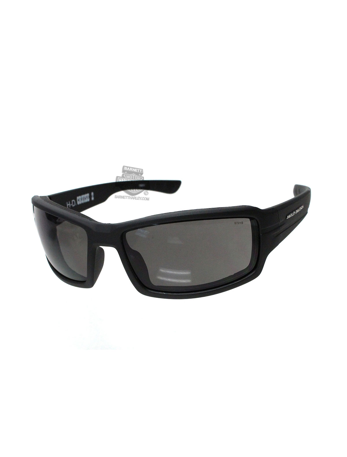 Harley-Davidson® HD Cruise 2 Smoke Grey Lens in a Matte Black Frame Sunglasses by Wiley X®