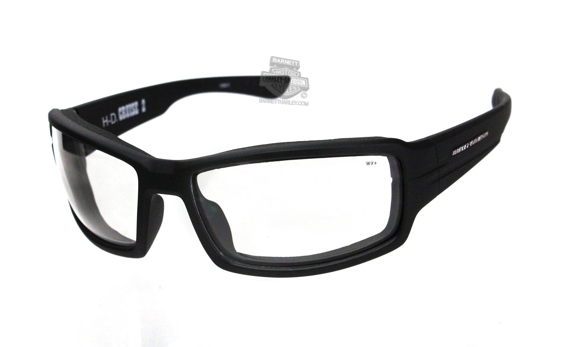 af73c99d2b9 Harley-Davidson® HD Cruise 2 Clear lens in a Matte Black Frame Sunglasses  by Wiley X®