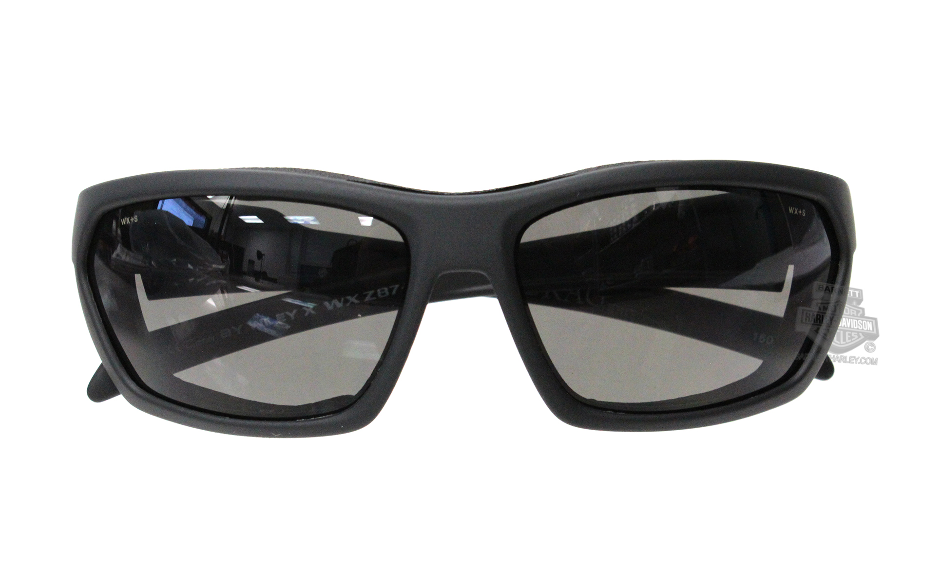 a7e31777dab ... Harley-Davidson® HD Drag Smoke Grey Lens in a Matte Black Frame  Sunglasses by Wiley X®. Tap to expand