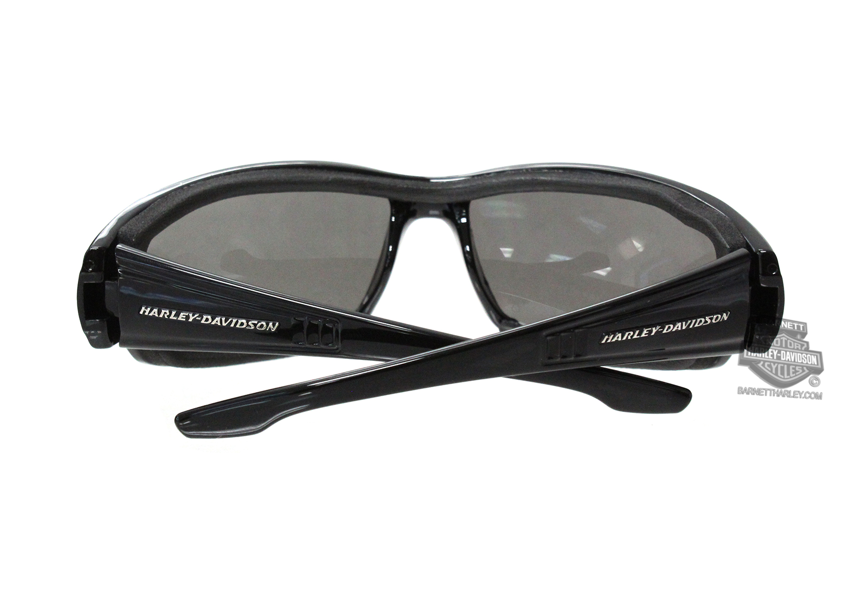 9fb543b8a0b ... Harley-Davidson® HD Drive 2 Smoke Grey Lens in a Gloss Black Frame  Sunglasses by Wiley X®. Tap to expand