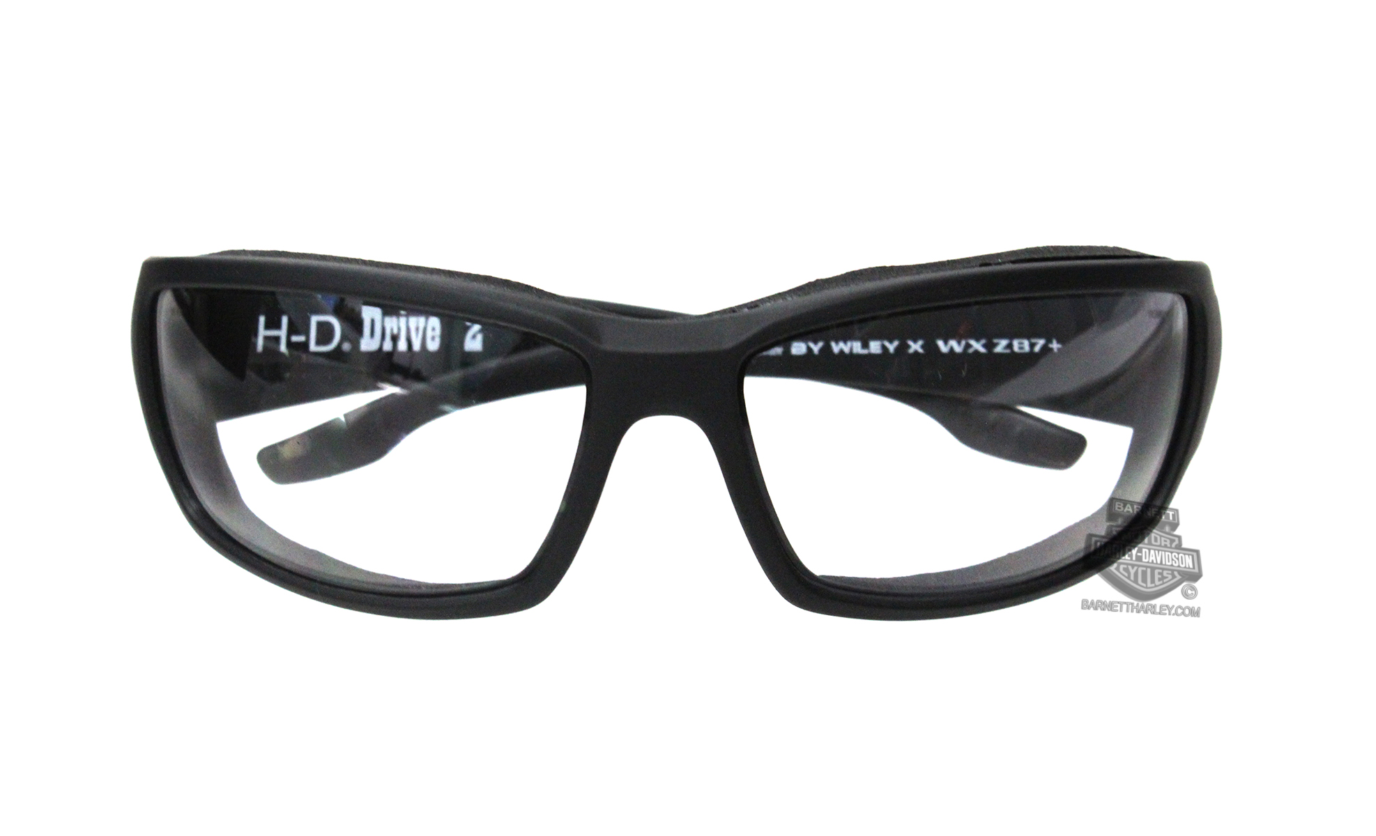 bea1f90bab2 ... Harley-Davidson® HD Drive 2 Clear lens in a Matte Black Frame Sunglasses  by Wiley X®. Tap to expand