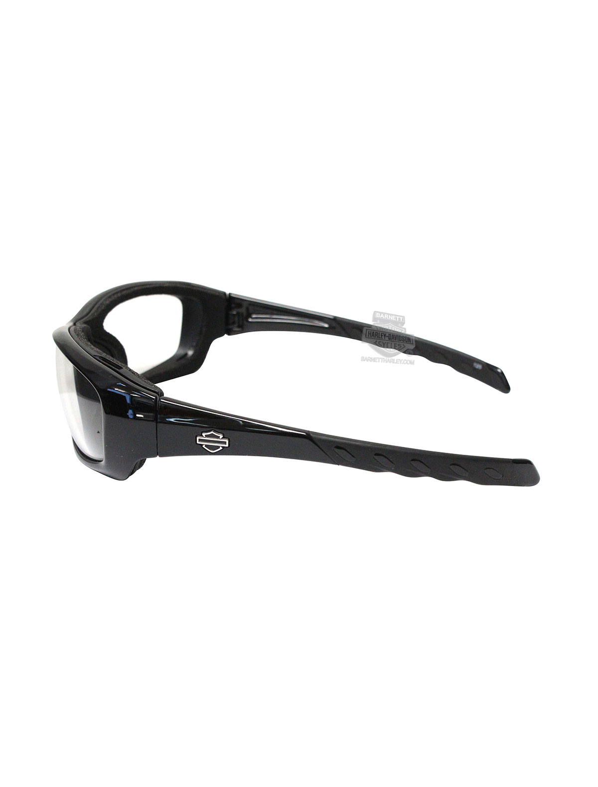 68d9e6198a Harley-Davidson® HD Gravity LA Light Adjust Smoke Grey Lenses in a Gloss  Black Frame Sunglasses by Wiley X®