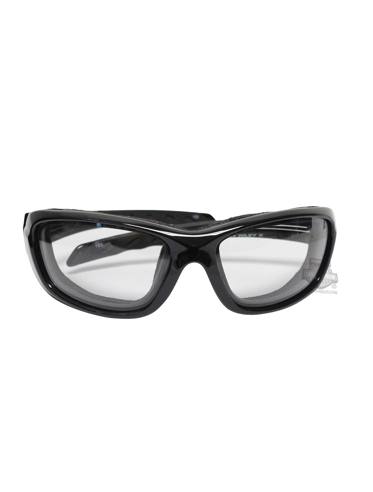 ef231d5a9c ... Gravity LA Light Adjust Smoke Grey Lenses in a Gloss Black Frame  Sunglasses by Wiley X®. Tap to expand