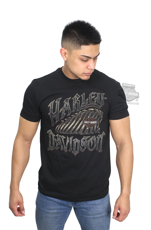 f286a471 Barnett Harley-Davidson Clothing and Apparel - Barnett Mens Short ...