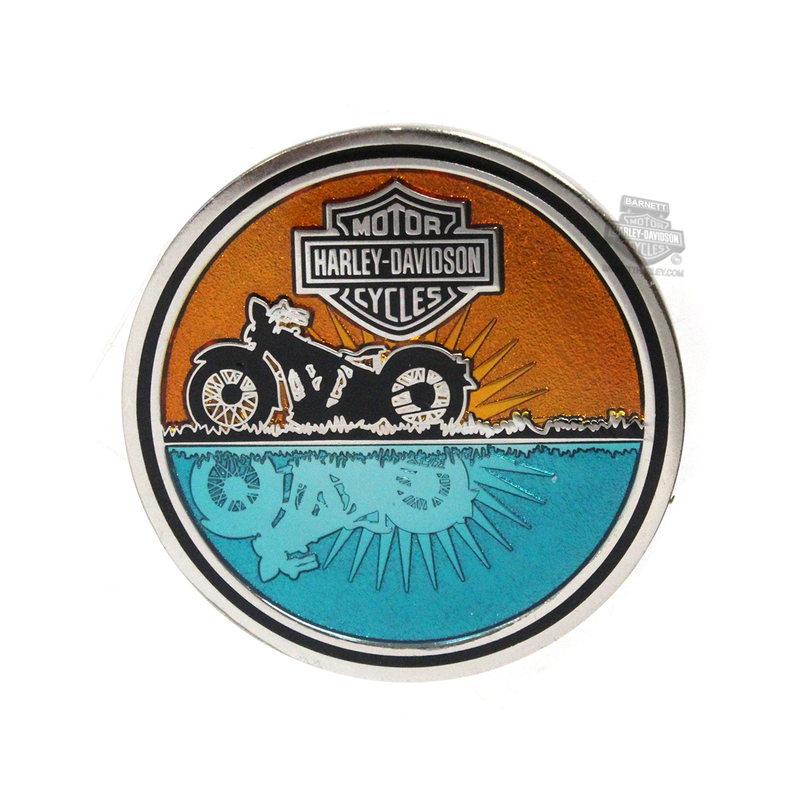 Harley-Davidson® Mens Chase the Sunset Motorcycle with B&S 1.75
