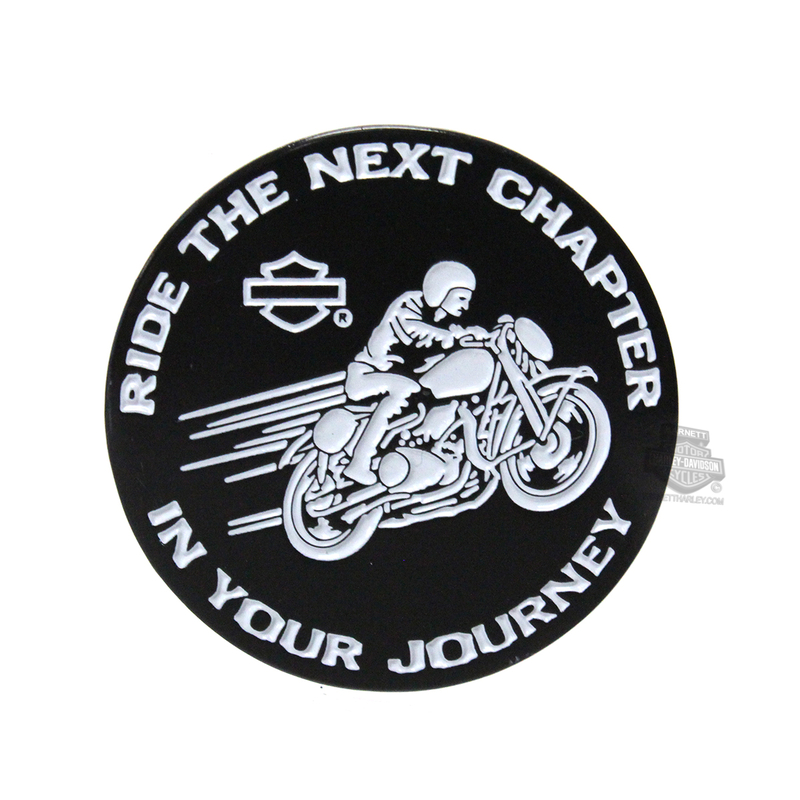 Harley-Davidson® Mens Next Chapter Motorcyclist 1.75