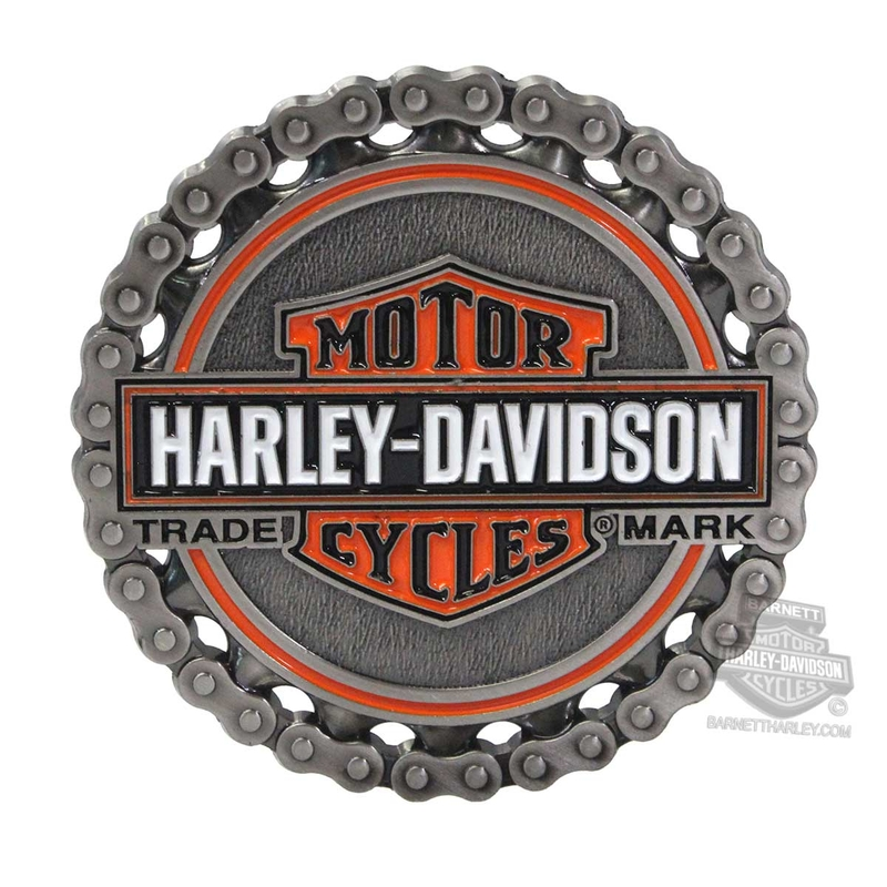 Harley-Davidson® Trademark B&S Chain Heavy-Duty 3