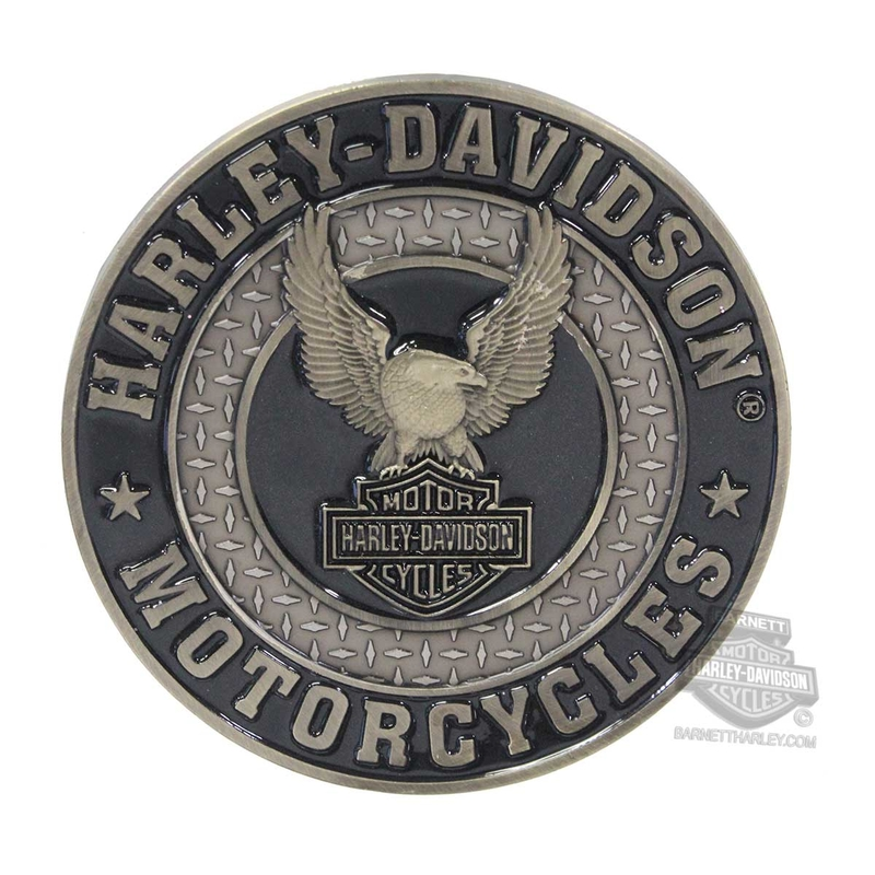 Harley-Davidson® Eagle B&S Heavy-Duty 3