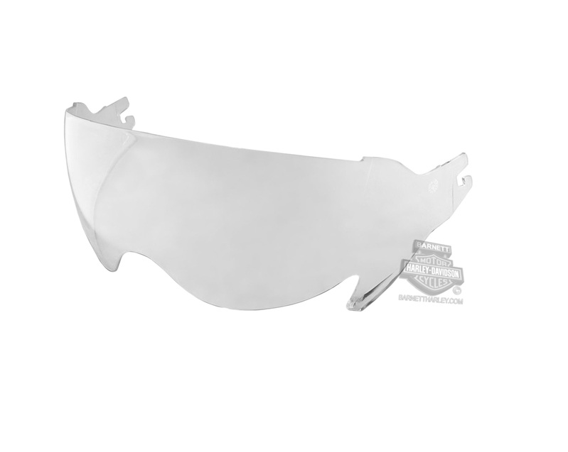 Harley-Davidson® B03 Shell Replacement Sun Shield Clear Helmet Accessories Helmet