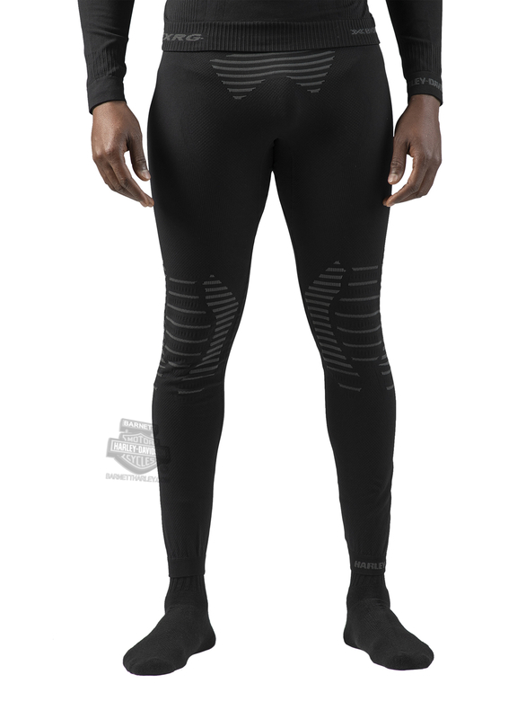 Harley-Davidson® Mens FXRG® Base Layer Black Pant