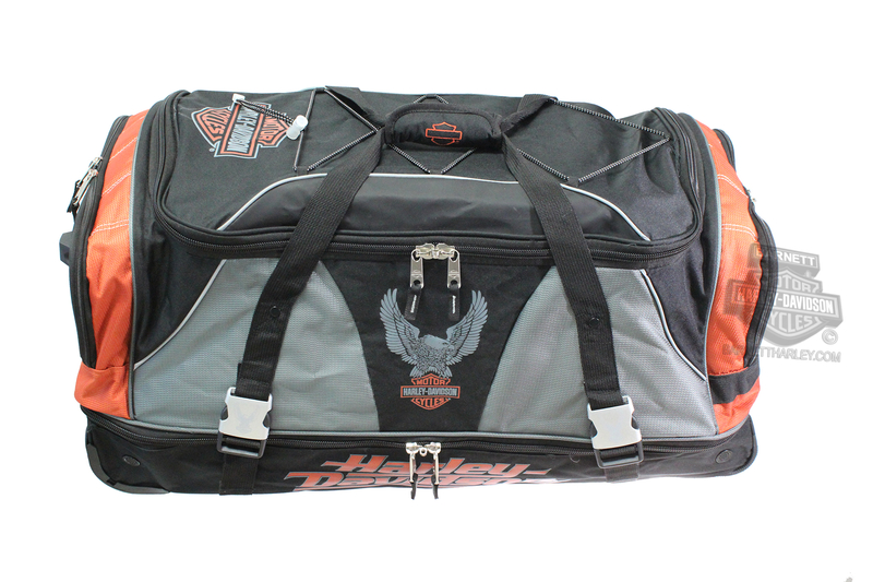 Harley-Davidson® Mens Eagle B&S 32