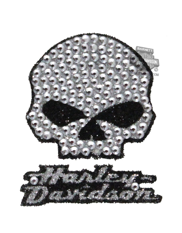 Harley-Davidson® Willie G Gemz™ Bling Decal Kit