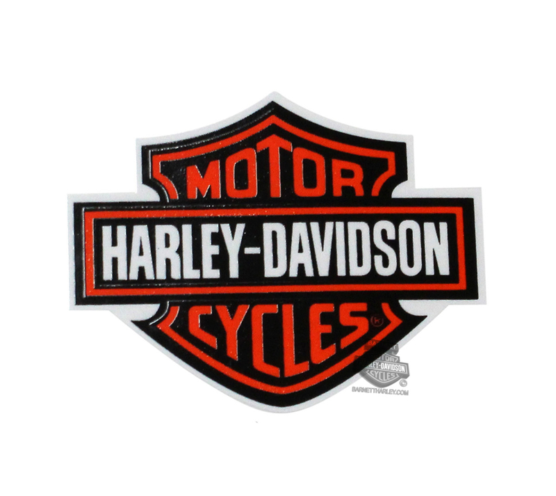 Harley-Davidson® B&S Small Decal