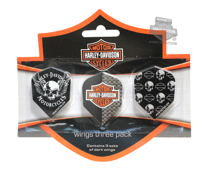Harley-Davidson® Flights 3 Pack Dart Wings