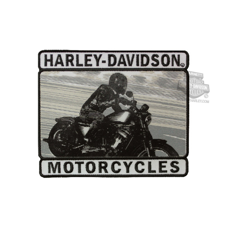 Harley-Davidson® Bike Ride Motorcycle Small Patch