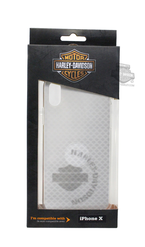 Harley-Davidson® iPhone X B&S 3-D Phone Shell