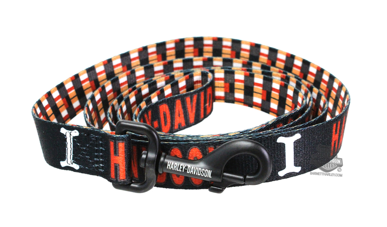 Harley-Davidson® Block Plaid H-D Name Sublimated 1