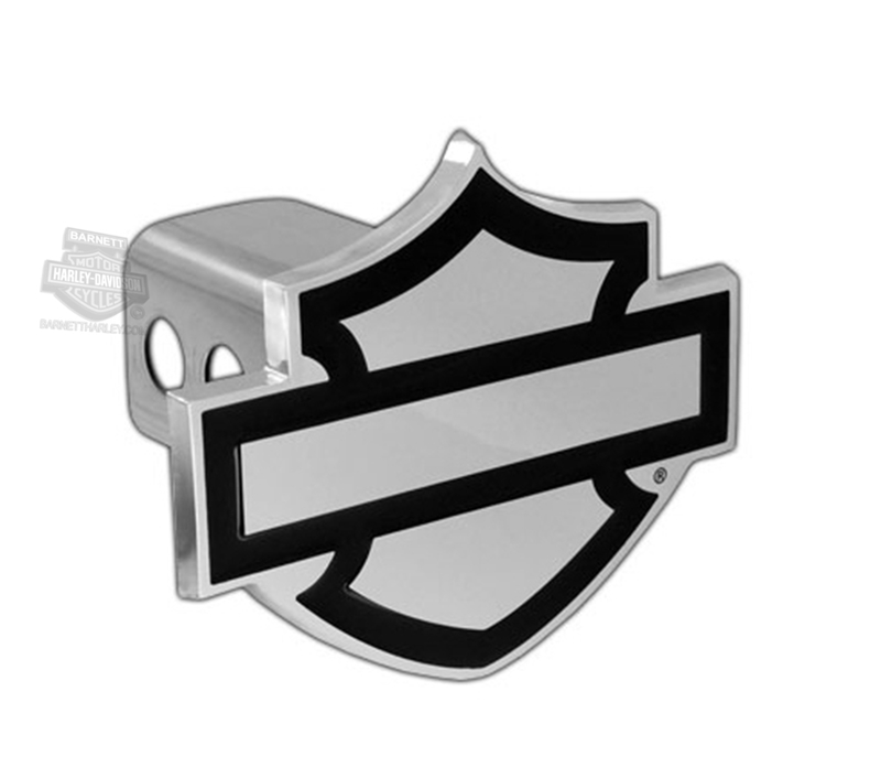 Harley-Davidson® Hitch Cover Open B&S
