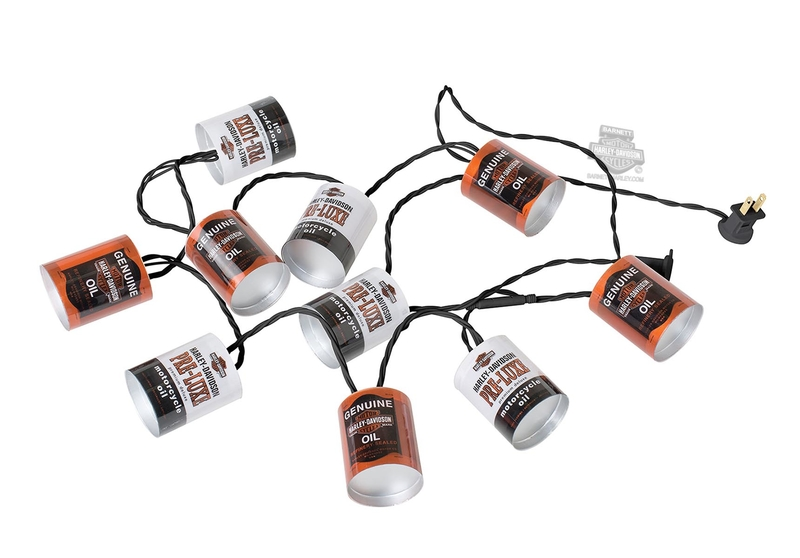 Harley-Davidson® H-D Oil Can Party Lights