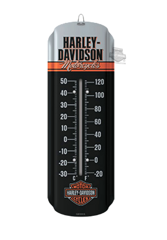 Harley-Davidson® H-D Motorcycles B&S Mini Thermometer
