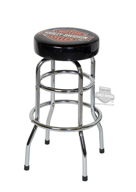 Barnett Harley Davidson Home Decor Indoor Furniture Bar Stools