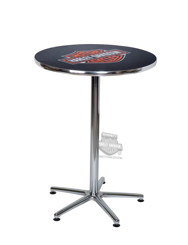 Astounding Hdl 12204 Harley Davidson H D Bs Backrest Bar Stool Squirreltailoven Fun Painted Chair Ideas Images Squirreltailovenorg