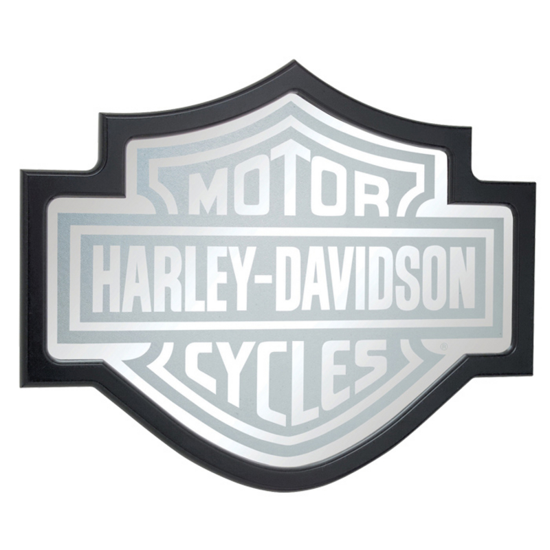 Harley-Davidson® Bar & Shield Mirror