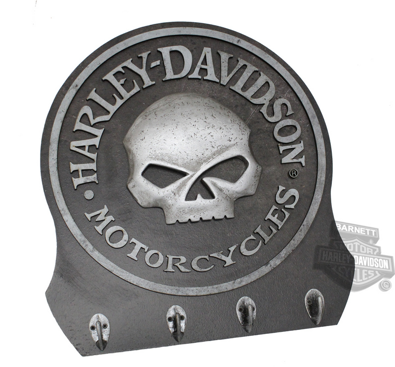 Harley-Davidson® Willie G Skull 3D Key Rack