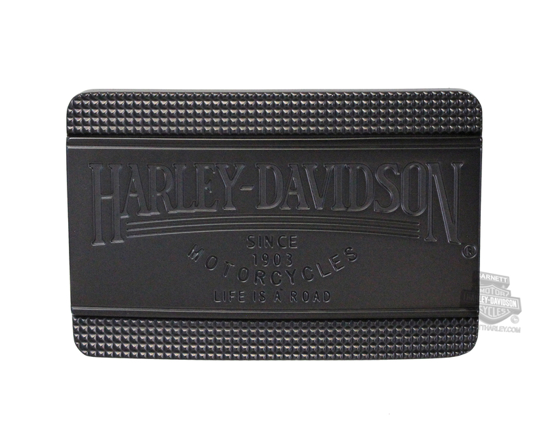 Harley-Davidson® Mens Bottoms Up H-D Name Buckle by American Accessories
