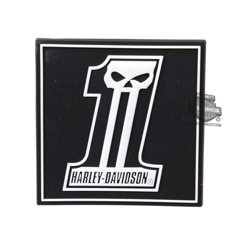 Harley-Davidson® Long Tooth #1 Skull 2.5