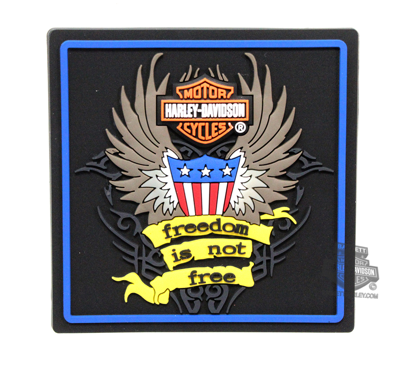 Harley-Davidson® Freedom is Not Free Wings 2.5