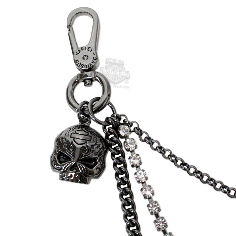 Harley-Davidson® Womens Sugar Skull Swag Willie G Hip Chain by LODIS