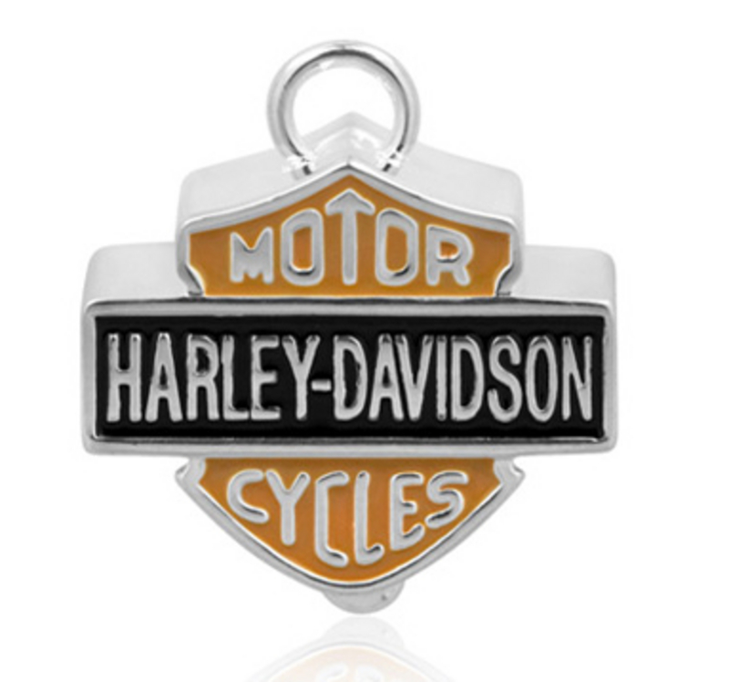 Harley-Davidson® Bell Ride Big B&S Enamel